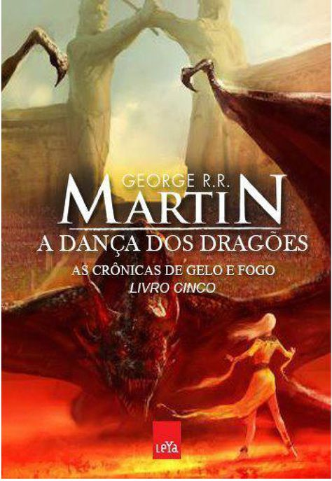 Jdt5 1 A Danca Dos Dragoes Livros De Terror E Sugestoes De Livros
