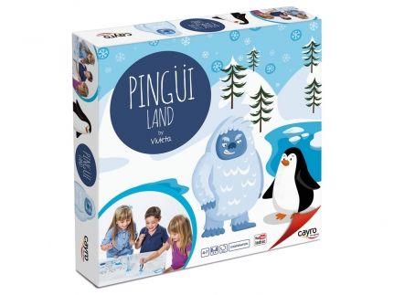 Pingüi Land Juegos Cooperativos Juegos Juegos Educativos