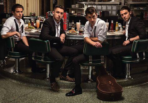Arctic Monkeys photo #632086 | theplace2.ru