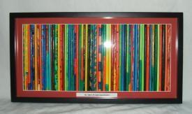 "each child decorates a stick ""3rd grade sticks together"""