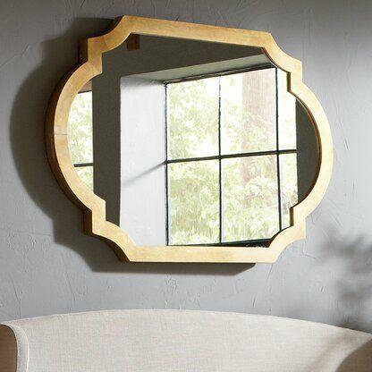 Arteriors Volta Eclectic Coastal Beveled Accent Mirror Perigold Mirror Wall Modern Mirror Wall Rustic Wall Mirrors