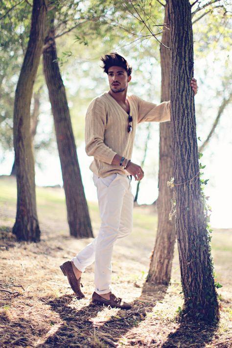 Outfit for man. Look para hombre, pour homme. https://www.facebook.com/bagatelleoficial Bagatelle Marta Esparza  #man #outfit