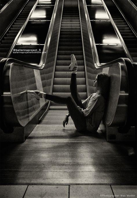 Ballerina project S by Photographer Max Modén ballerina…
