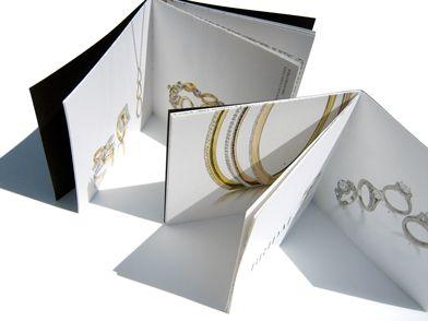 Jewelry Brochure Design Ideas  Editorial    Brochures