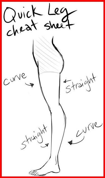 You Need To Giggle More Here S How Motherly Drawing Legs Drawing Tips Easy Art Lessons