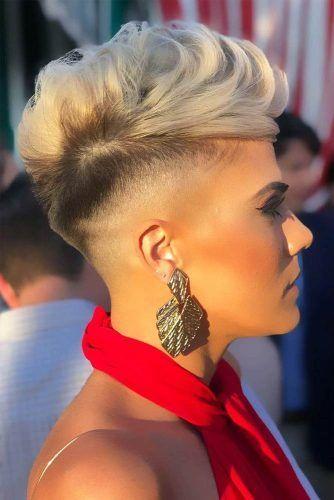 10 Neue Schon Frau Kurze Frisuren Fur 2020 Frisuren