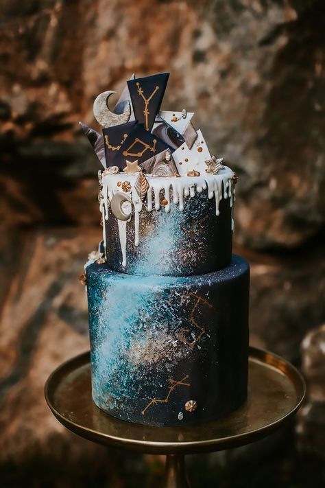 Cosmic Love: Celestial Wedding Ideas for Festival Season - Hochzeit