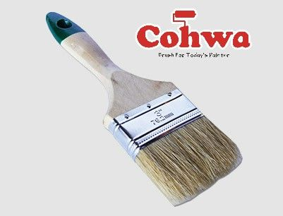 Bristle Paintbrush Bristle Paint Brush Natural Paint Brush Professional Paint Brush Made Of 100 China Pure Animal Bristle With Oi Paint Brushes Nature Paintings Painting