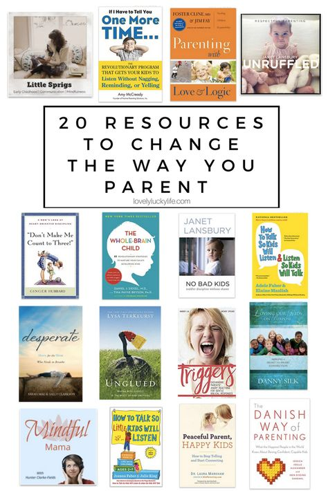 20 Of The Best Resources To Change The Way You Parent