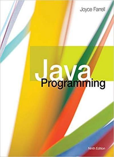 Java Programming 9th Edition - Download PDF   Programming & IT in
