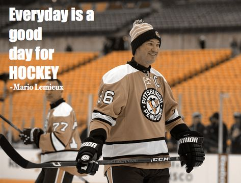 hockey quotes funny inspirational mario