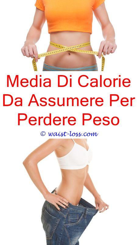 perdita di peso media