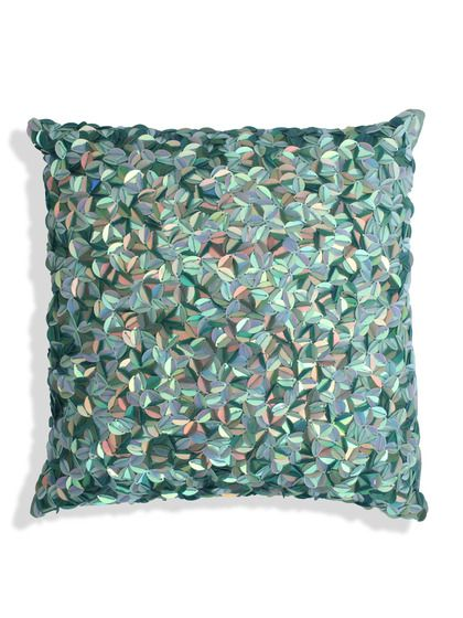 Mermaid Pillow by THRO by Marlo Lorenz