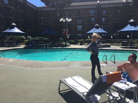 For anyone in search of a classier, more intimate pool experience than what you'll get at a public pool, here's a secret: Portland has a handful of outdoor hotel pools.