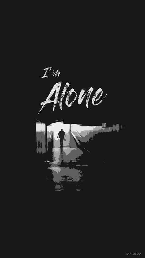 Download Alone wallpaper by SrabonArafat - 95 - Free on ZEDGE™ now. Browse millions of popular alone Wallpapers and Ringtones on Zedge and personalize your phone to suit you. Browse our content now and free your phone