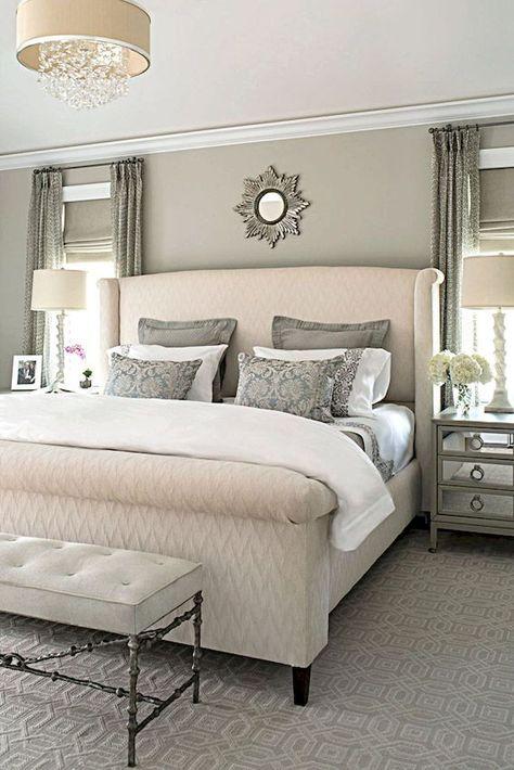 Adorable 60 Romantic Master Bedroom Ideas https://domakeover.com/60-romantic-master-bedroom-ideas