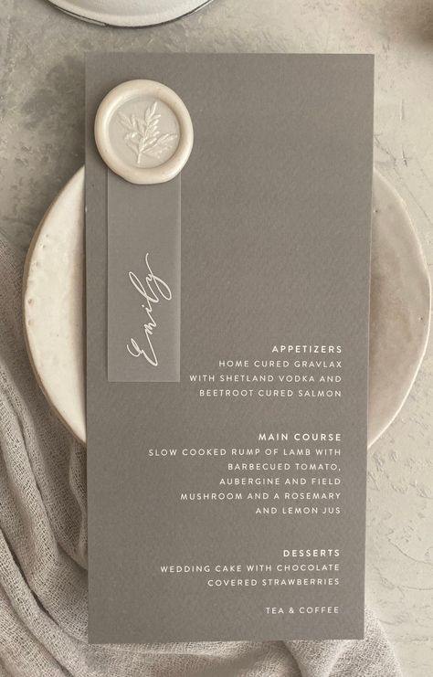 Wedding Signage, Wedding Menu, Wedding Cards, Wedding Invitation Design, Wedding Stationary, Wedding Place Settings, Wedding Name, Wedding Mood Board, Invitation Cards