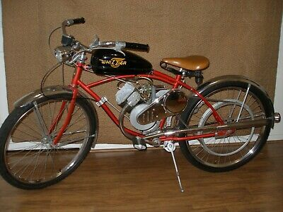 Advertisement Ebay 1951 Low 96 Mileage Whizzer Motorbike In 2020 Motorcycle Parts And Accessories Motorbikes Mileage