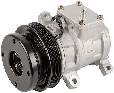 awesome New AC AC Compressor for Dodge Caravan Plymouth Voyager 3.3L 3.8L 93-95 - For Sale