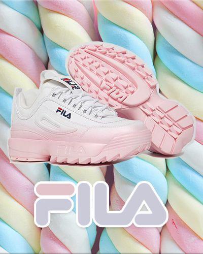 Fila Adds Womens Disruptor 2 In Pastels Fades Cute Womens