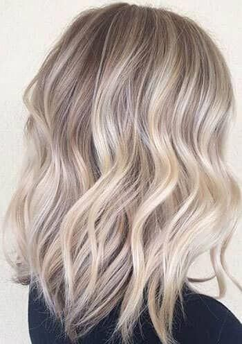25 Cool Stylish Ash Blonde Hair Color Ideas For Short Medium