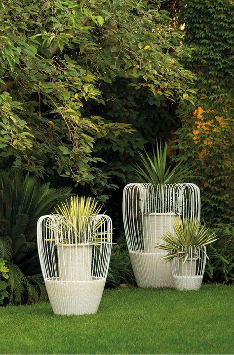 Muebles De Jardin Madrid.Aporta Belleza Y Originalidad A Tu Jardin Con Estos