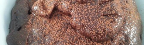 chocolade mousse van avocado