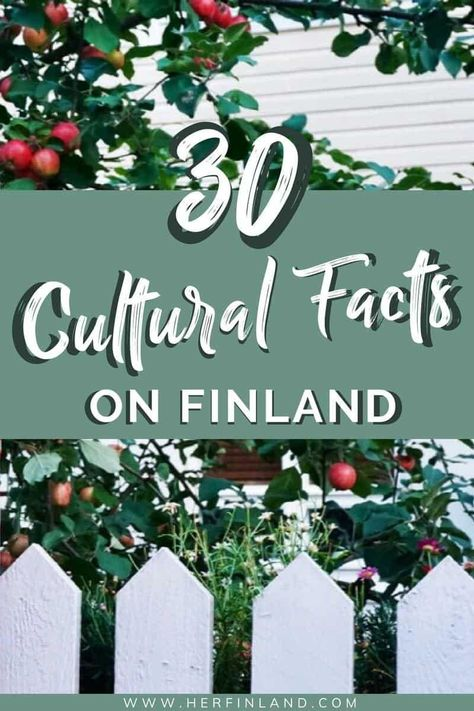 50 Cultural Facts on Finland that Help You Understand Finnish People