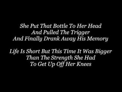 Whiskey Lullaby Brad Paisley Alison Krauss Lyrics On Screen