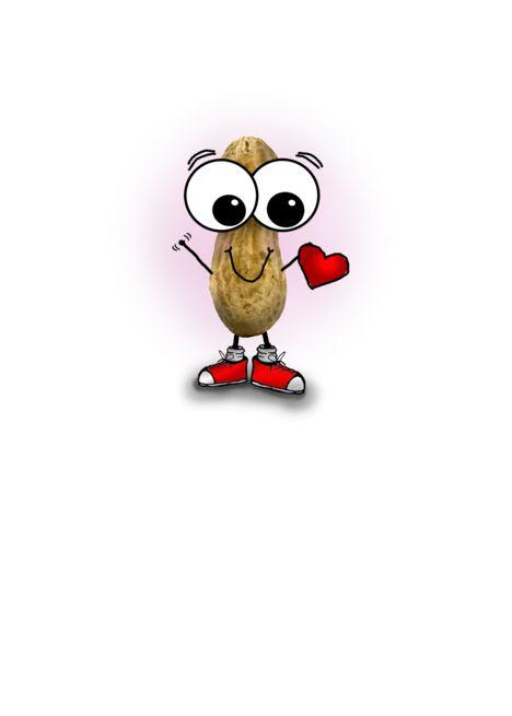 Sweet Little Peanut I Love You Card Ad Sponsored Peanut Sweet Card Love Greeting Card Artist Your Cards Peanuts Cartoon