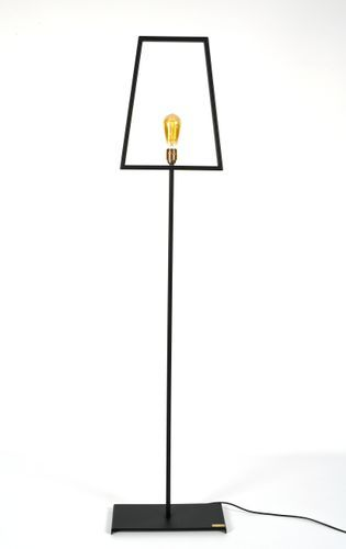 This Subtil Design Floor Lamp Will Integrate And Easily Find Its Place In Your Interior Decor Vintage Light Bulb Is A Perfect Match The W Torshery Lampa