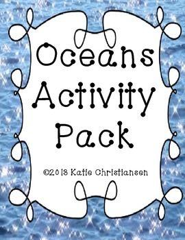 Ocean Floor Continental Shelf Ocean Activities Ocean