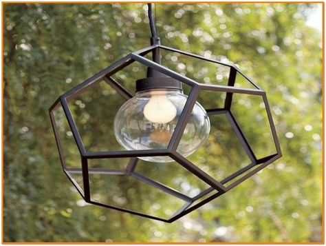 Very Good Modern Outdoor Chandelier Pendant