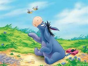 Epingle Par Eva Lopez Sur Fond Ecran Disney Winnie L Ourson Bourriquet Winnie