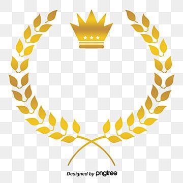 Coroa De Louros Do Ouro Ouro Clipart De Ouro Dourado Guirlanda Imagem Png E Psd Para Download Gratuito In 2021 Gold Laurel Wreath Gold Clipart Laurel Vector