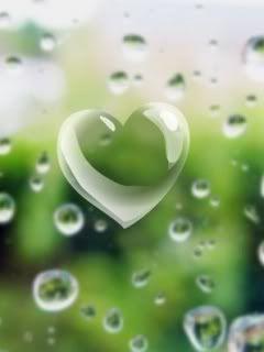 heart bubble :)