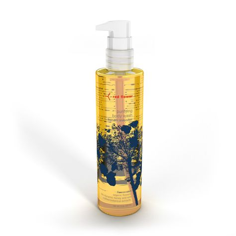 french lavender purifying body wash