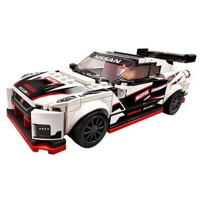 Lego Speed Champions Nissan Gt R Nismo Building Kit 76896 In 2021 Nissan Gt R Nissan Gt Lego Speed Champions