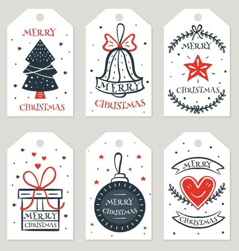 Create Gift Tags at Home by Using Microsoft® Word: 11 Steps