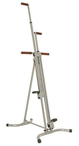 Conquer Vertical Climber Fitness Climbing Machine Http Physicalfitnessshop Com Shop Conquer Vertical Cardio Machine No Equipment Workout Best Exercise Bike