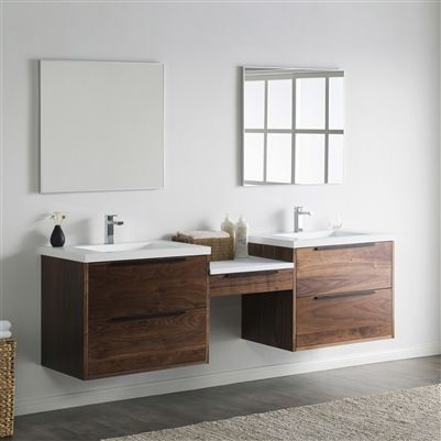 Vanity Alfred Modular Infinity Sink