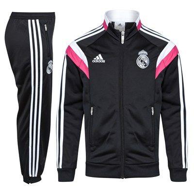 Cheap adidas Real Madrid Presentation Jacket White