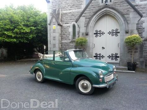 Morris Minor Convertible For Sale In Dublin 3 250 Donedeal Ie