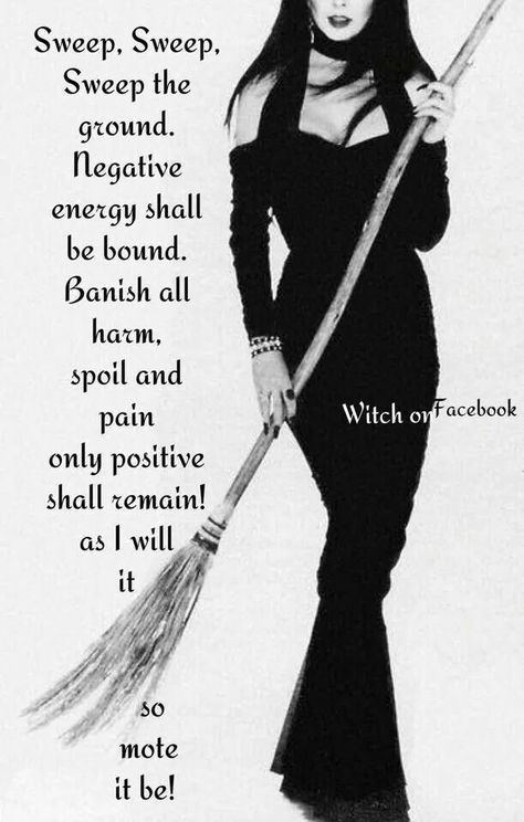 Sweeping Negativity