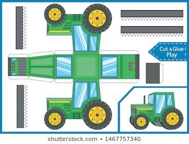 Laterne St Martin Traktor Ab 6 Jahre Laterne 8