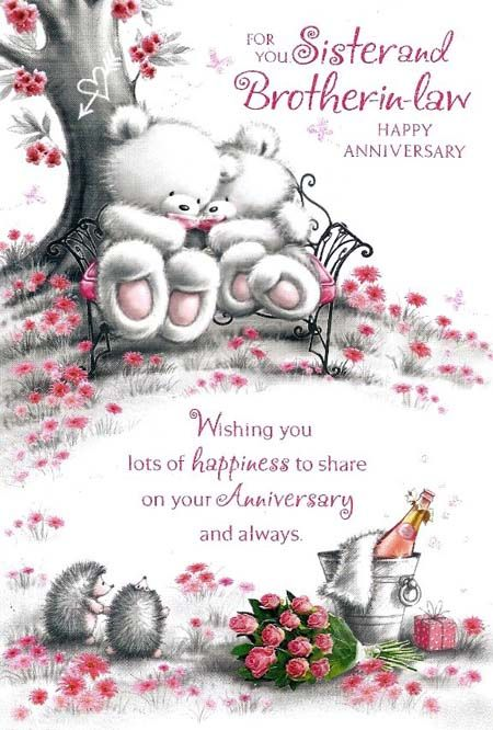 Image Result For Happy Anniversary Sister And Brother In Law Happy Anniversary Sister Happy Anniversary Happy Anniversary Wishes