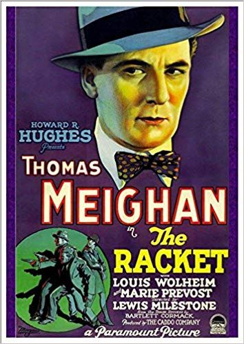 The Racket (1928-Silent) dir. Lewis Milestone | Movies mentioned ...