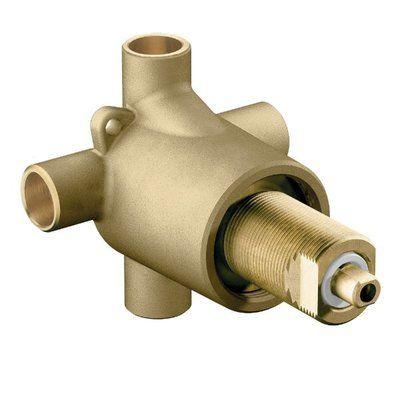 Moen Moen Commercial 3 Function Diverter Valve Brass Shower