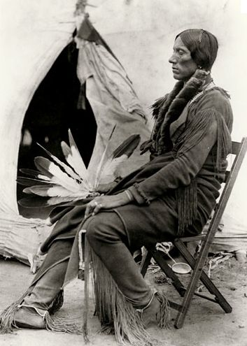 quanah. one of the greatest (and my personal favorite) chief's ever to lead.