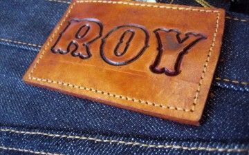 Rising Sun Company The Definition Of Craftsmanship Selvedge Denim Jeans Buy Jeans Leather Label